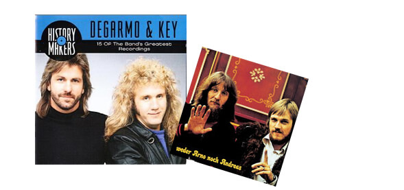 Degarmo & Key - Arno und Andreas