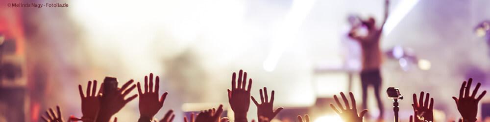 Christliche Musik - CCM Music die bekanntesten Acts