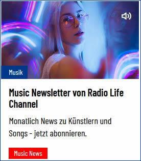 Radio Life Channel - Christliche Musikszene Schweiz, News