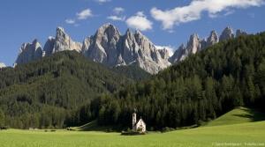 Kirchen und Freikirchen unter der Lupt