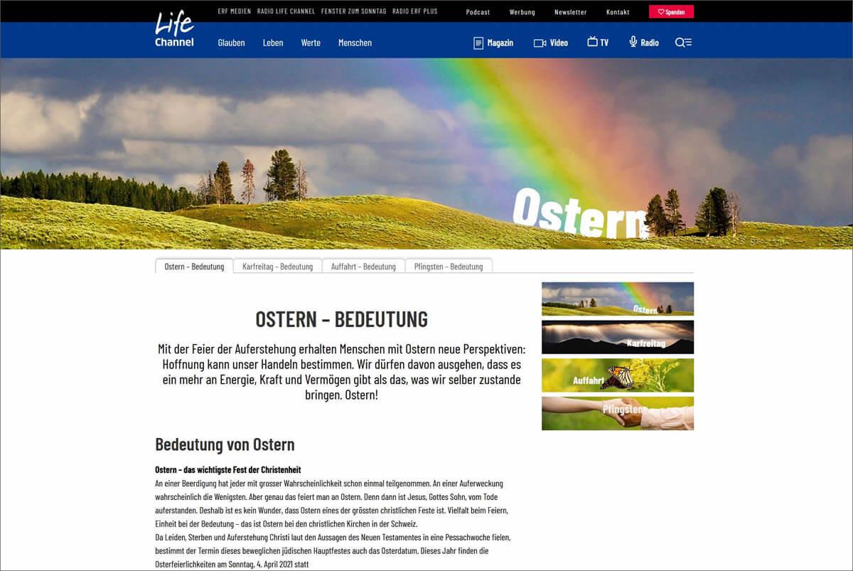 Christliche Feiertage: Die Bedeutung von Ostern