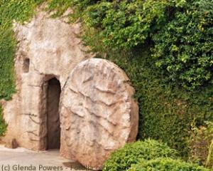 Ostern, der erste Tag der offenen Türe