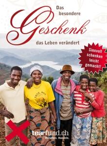 Tearfund.ch: Weihnachtsspende, Geschenk für Kinder in Afrika