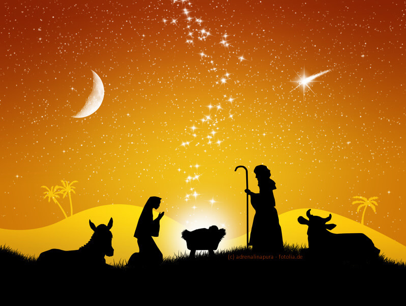 Die Weihnachtsgeschichte, alte Botschaft neu entdeckt
