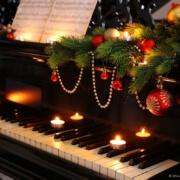 Kein Weihnachtsfest ohne Weihnachtsmusik und bekannte Weihnachtslieder