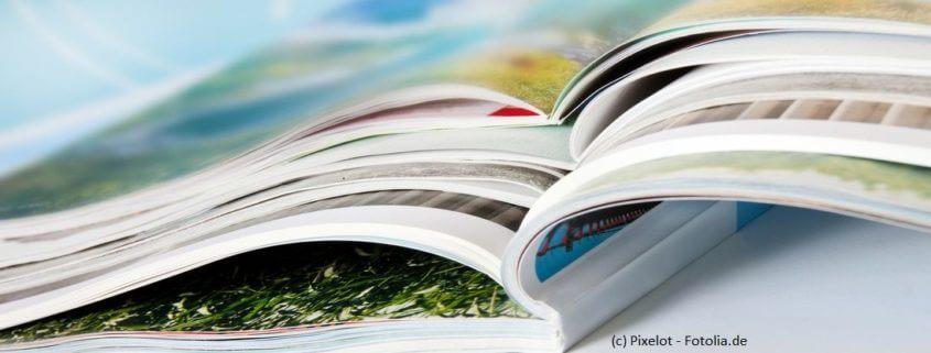Christliche Medien, Magazine Zeitschriften